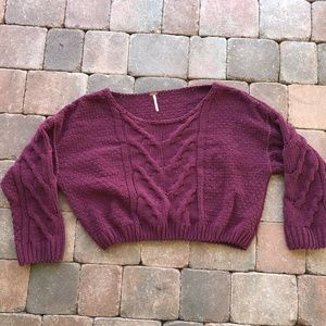 Free People Comfy Sweater